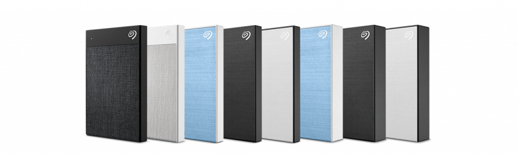 LaCie Backup Plus Portable Drives