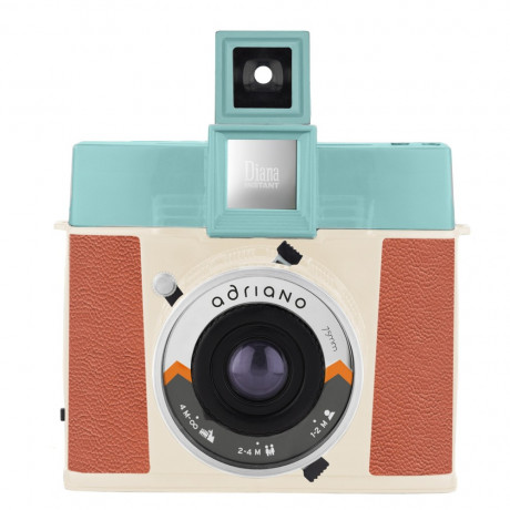 PhotoBite - Lomography Diana Instant Square Camera Adriano Edition
