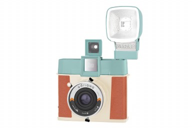 Lomography Diana Instant Square Camera with Flash Adriano Edition