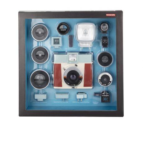 PhotoBite - Diana Instant Square Adriano Edition Deluxe Kit