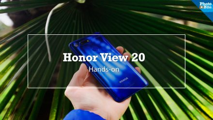 Read HONOR VIEW 20: Hands-On Review