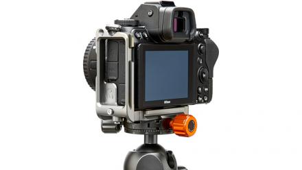 Read 3 Legged Thing Announce Zelda: The First Dedicated L-Bracket for Nikon Z Series Cameras