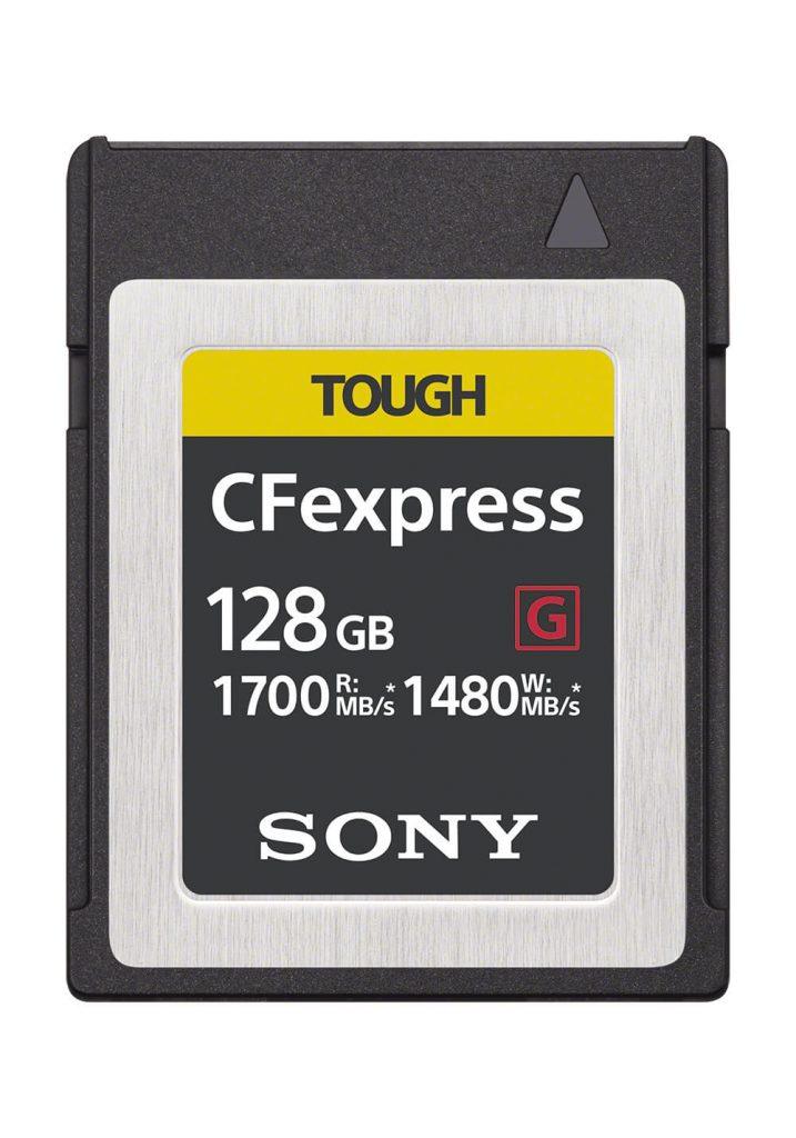 Sony CFexpress Type B Memory Card