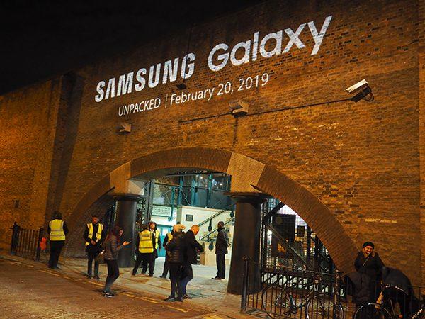 Samsung Galaxy Unwrapped 2019