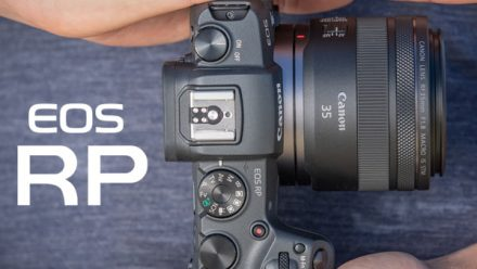 Read Canon EOS RP Officially Unveiled: Details in Full
