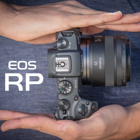 PhotoBite - Canon EOS RP Officially Unveiled: Details in Full