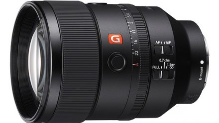 Read Sony unveils New Full-Frame 135mm F1.8 G Master Prime Lens, Remote Control & Filters