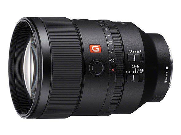 Sony Full-Frame 135mm F1.8 G Master Prime Lens