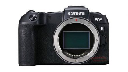 Read Canon EOS RP Full-Frame Mirrorless Camera Is Coming: Leaked Information Including Specs & Photos Emerge