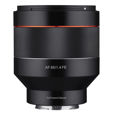 PhotoBite - Samyang Spring Collection Continues to Roll Out with the Samyang AF 85mm F1.4 FE Prime Lens
