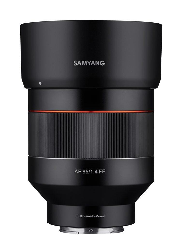 Samyang AF 85mm F1.4