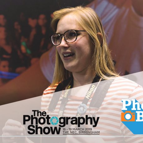 PhotoBite - PhotoBite Meets: Amy Shore @The UK Photography Show 2019