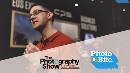 Read PhotoBite Meets: David Parry, Canon @The UK Photography Show 2019