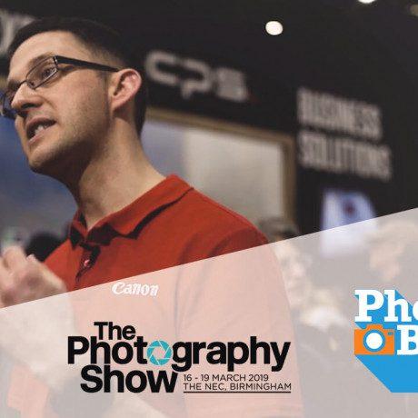 PhotoBite - PhotoBite Meets: David Parry, Canon @The UK Photography Show 2019