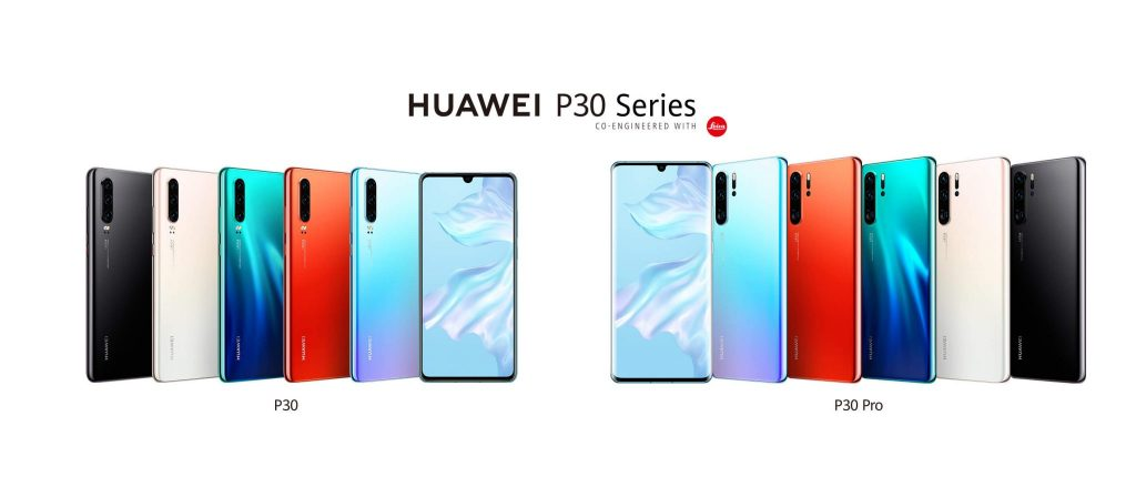Huawei P30 Series Unveiled In Paris: Smartphones Built To
