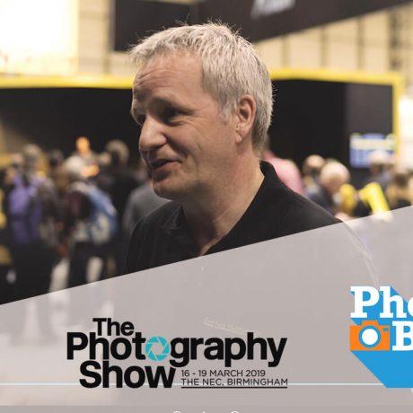 PhotoBite - PhotoBite Meets: Jeremy Gilbert, Marketing Director, Nikon Northern Europe @The UK Photography Show 2019