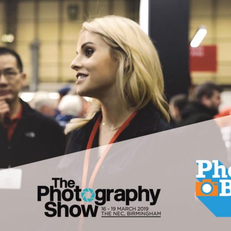 PhotoBite - PhotoBite Meets: Lara Jade @The UK Photography Show 2019