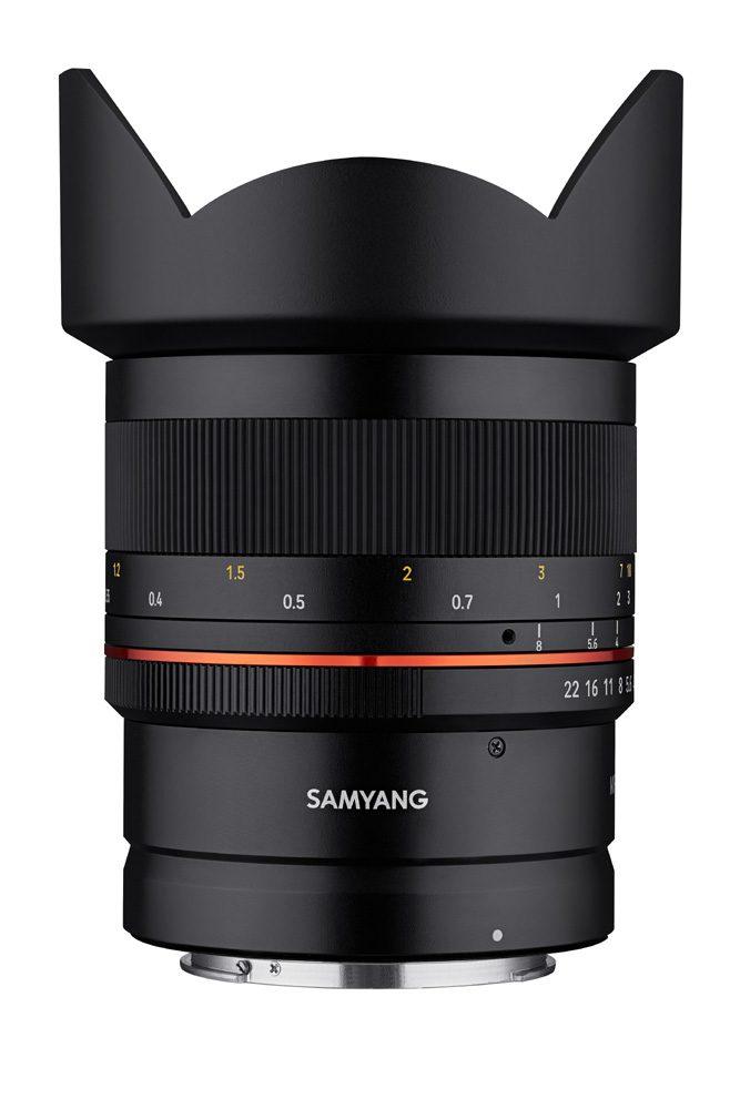 Samyang 85mm f1.4 RF.