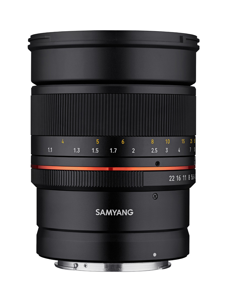 Samyang 85mm f1.4 RF