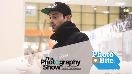 Read PhotoBite Meets: Mike Will @The UK Photography Show 2019