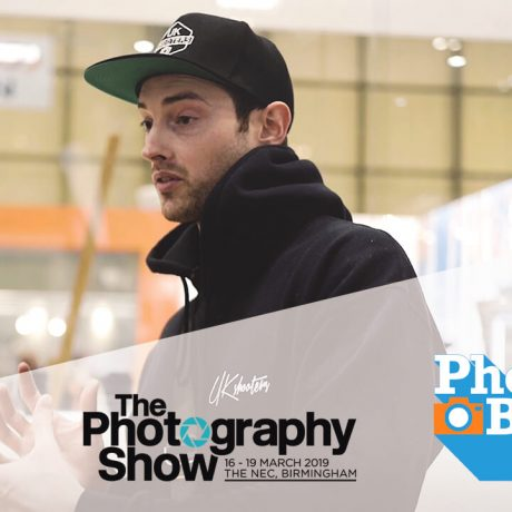 PhotoBite - PhotoBite Meets: Mike Will @The UK Photography Show 2019