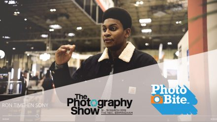 read PhotoBite Meets: Ron Timehin @The UK Photography Show 2019
