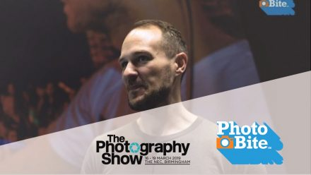 Read PhotoBite Meets: Ross Harvey @The UK Photography Show 2019