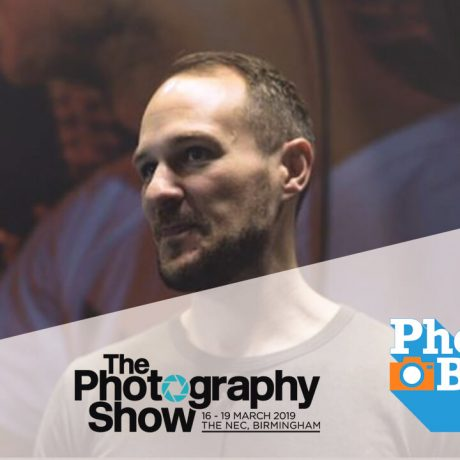 PhotoBite - PhotoBite Meets: Ross Harvey @The UK Photography Show 2019