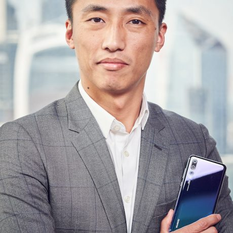 PhotoBite - In Conversation: Anson Zhang, UK Managing Director, Huawei