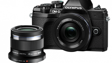 Read Get Yourself a Free Portrait Lens with Olympus OM-D E-M10 Mark III: Special Offer