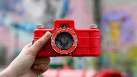 Read Lomography Sprocket Rocket RED Edition Announced