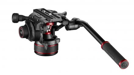 Read Manfrotto Nitrotech 608 & 612 Fluid Video Heads Announced