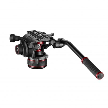 PhotoBite - Manfrotto Nitrotech 608 & 612 Fluid Video Heads Announced