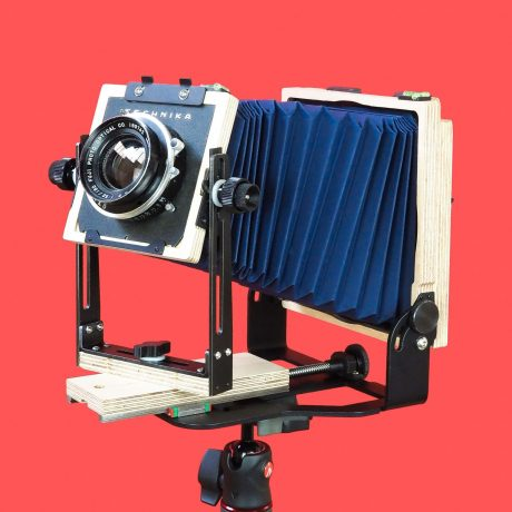 PhotoBite - The Intrepid 4×5 MK4 and 8×10 MK2 Launch with a promise to Reinvent Large Format Film Photography