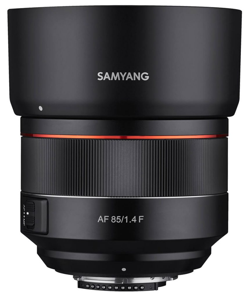 Samyang MF 85mm f1.4 Nikon Z