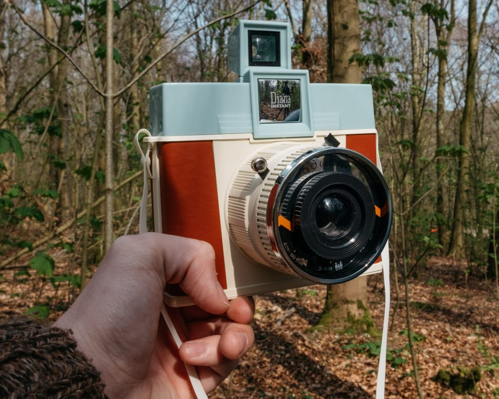 Lomography Diana Instant Square
