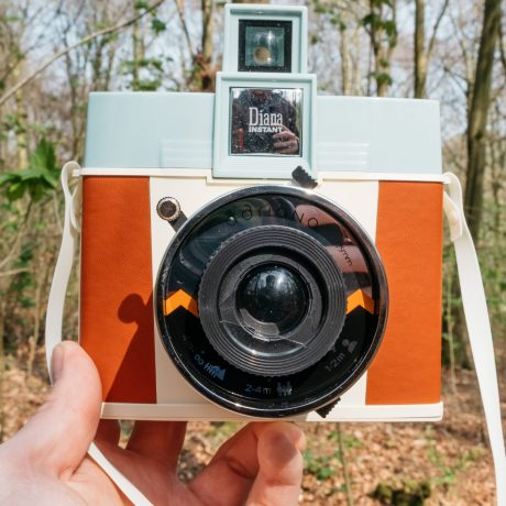 PhotoBite - Hands-On with The Lomography Diana Instant Square: Adriano Edition