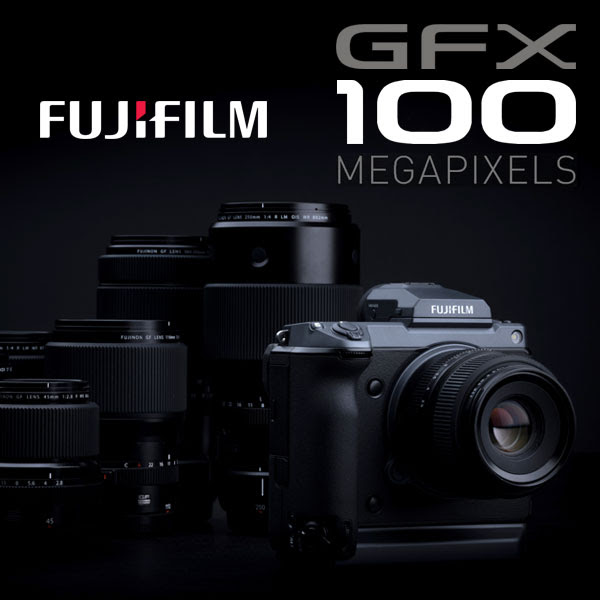 Fujifilm's 100 megapixel monster