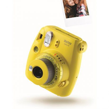 PhotoBite - instax Mini 9 Clear Cameras Launch for Summertime