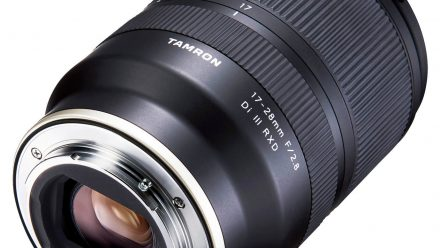 Read Tamron 17-28mm F/2.8 Di III RXD lens for Sony FE full frame mirrorless cameras Announced