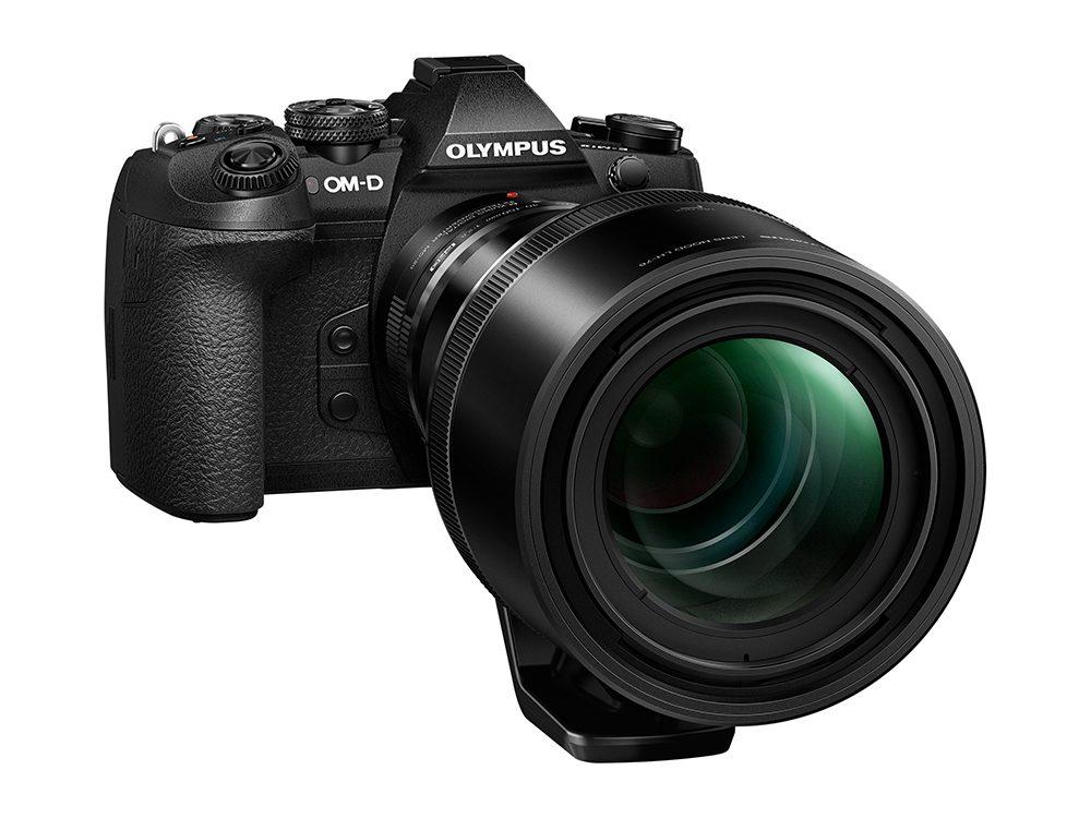 Olympus MC-20 Converter.