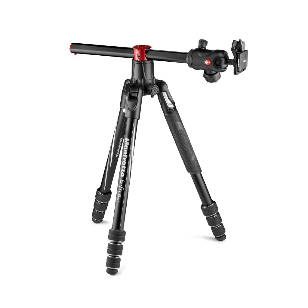 The Manfrotto Befree BT XPRO Aluminium.