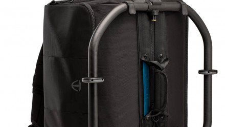Read Tenba Reveals New Cineluxe Bags Including an Innovative Pro Gimbal Backpack