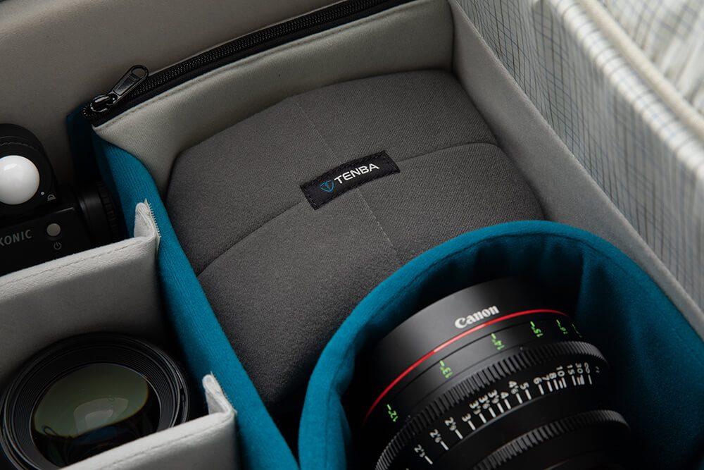 Cineluxe Roller 24 interior