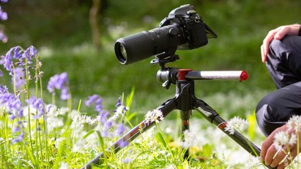 Read Manfrotto Befree GT XPRO Tripod Unveiled with Built-In 90° Column
