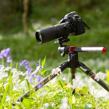 PhotoBite - Manfrotto Befree GT XPRO Tripod Unveiled with Built-In 90° Column