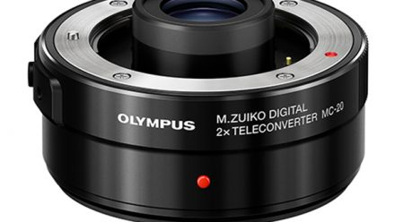 Read Olympus M.Zuiko Digital 2x Teleconverter MC-20 Lands & Firmware Update 3.0 for OM-D Cameras