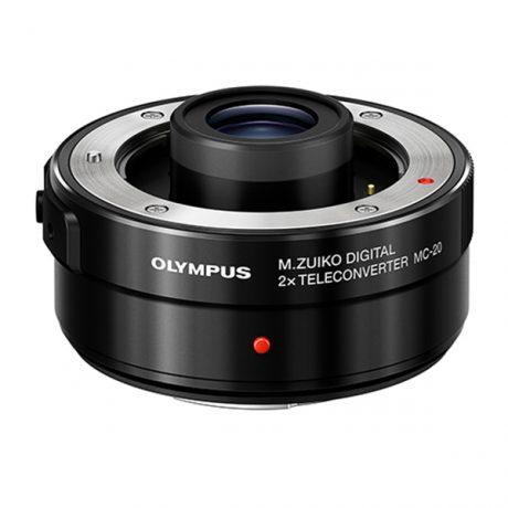 PhotoBite - Olympus M.Zuiko Digital 2x Teleconverter MC-20 Lands & Firmware Update 3.0 for OM-D Cameras