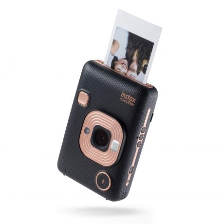 PhotoBite - Instax Mini LiPlay Announced: Next Generation Hybrid Instant Camera that can Reproduce Sound