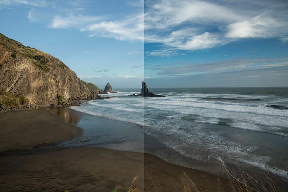 Syrp Polarising Filter comparison